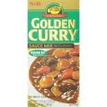 [S&B Golden] Asian Cooking Ingredients  Marinade/Sauce Curry Mix, Medium Hot