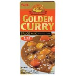 [S&B Golden] Asian Cooking Ingredients  Marinade/Sauce Curry Mix, Mild