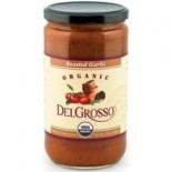 [Delgrosso] Pasta Sauce Roasted Garlic  At least 95% Organic