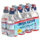 [Crystal Geyser] Spring Water Alpine, Sport Top