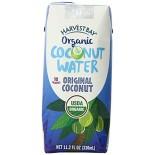 [Harvest Bay] Beverages Coconut Water, Original  At least 95% Organic