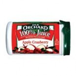 [Old Orchard] 100% Juice Apple Cranberry