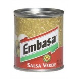 [Embasa] Mexican/Authentic Salsas Salsa, Green