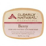 [Clearly Natural] Glycerine Soap Berry