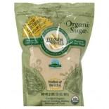 [Florida Crystals] Natural Sugar Organic Cane, Bag  At least 95% Organic