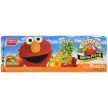 [Apple & Eve] Sesame Street Juices Elmo`s Fruit Punch