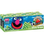 [Apple & Eve] Sesame Street Juices Grover`s White Grape