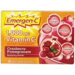 [Emergen C]  Cranberry Pomegranate