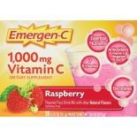 [Emergen C]  Raspberry