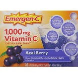 [Emergen C]  Acai Berry
