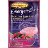 [Emergen C] Nightime Sleep Aid w/Melatonin Berry PM