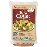 [House Foods] Tofu Cutlet, Vacuum Pack  At least 95% Organic
