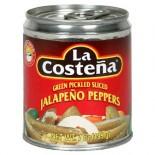 [La Costena] Hispanic/Condiments Jalapeno