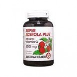 [American Health] Chewable Vitamin C Acerola Plus 300 mg