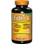[American Health] Ester-C 500mg w/Citrus Bioflavonoids