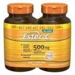 [American Health] Ester-C Ester C Vit C 500mg w/Bioflavonoids