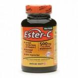 [American Health] Ester-C 500mg w/Citrus Bioflavonoids Vcap