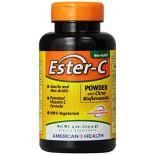 [American Health] Ester-C Powder w/Citrus Bioflav.(Veget)