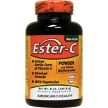[American Health] Ester-C Powder w/Citrus Bioflav.(Veget)