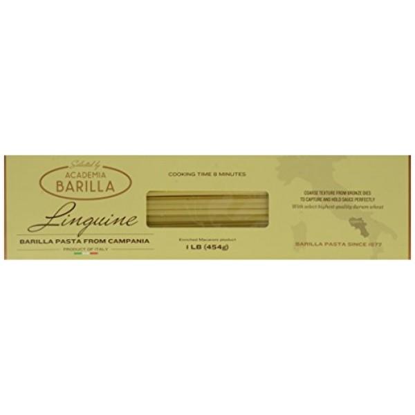 [Academia Barilla] Artisan Pasta Linguine