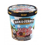 [Ben & Jerry`S] Ice Cream Milk & Cookies