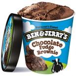 [Ben & Jerry`S] Ice Cream Chocolate Fudge Brownie