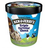 [Ben & Jerry`S] Ice Cream Triple Caramel Chunk