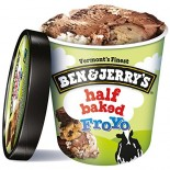 [Ben & Jerry`S] Frozen Yogurt Half Baked