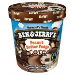 [Ben & Jerry`S] Ice Cream Peanut Butter Fudge Core