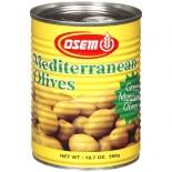 [Osem] Kosher Condiments Olives, Mediterranean Manzanilla