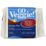 [Go Veggie!] Lactose Free-Rice Slices Mozzarella