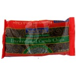 [Sunspire] Baking Chips, Sundrops & Fair Trade Bars Carob Chips, Unsweetened