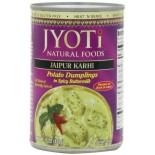 [Jyoti Indian Cuisine] Canned Ready To Eat Entrees Jaipur Karhi, Organic Potato Dumplings