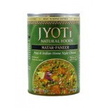 [Jyoti Indian Cuisine] Canned Ready To Eat Entrees Matar Paneer