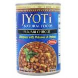 [Jyoti Indian Cuisine] Canned Ready To Eat Entrees Punjabi Chhole
