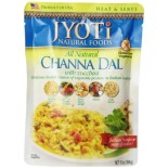 [Jyoti Indian Cuisine] Pouch Ready To Eat Entrees Channa Dal w/Zucchini