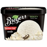 [Breyer`S] All Natural Ice Cream Natural Vanilla, Lactose Free