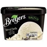 [Breyer`S] All Natural Ice Cream Natural Vanilla
