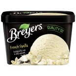 [Breyer`S] All Natural Ice Cream French Vanilla