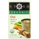 [Stash Tea] Chai Tea, Chai, Premium  At least 95% Organic