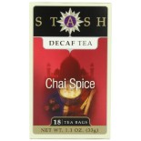 [Stash Tea] Decaffeinated Tea Chai Spice, Decaf