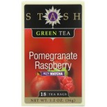 [Stash Tea] Green Tea Blends Pomegranate Raspbery w/Matcha