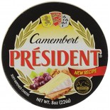 [President] Cheese Camembert