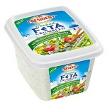 [President] Cheese Feta Crumbled, Medit Herb