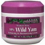 [Jason Natural Cosmetics] Woman Wise Wild Yam Moisturizing Cream