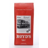 [Boyds Coffee] Ground Coffee Red Wagon  100% Organic