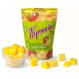 [Wyman`S Of Maine] Fruit In Stand Up Pouch Mango Chunks, IQF