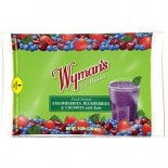 [Wyman`S Of Maine] Fruit In Stand Up Pouch Strawberry/Blueberry/Cherry/Kale