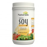 [Naturade Products, Inc.] Protein Powders 100% Soy, Natural
