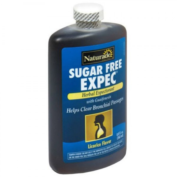 [Naturade Products, Inc.] Specialty Formulas Herbal Expectorant II